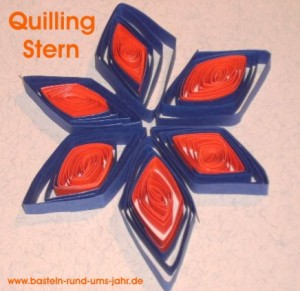Quilling-Stern
