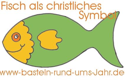 Fisch als christliches Symbol
