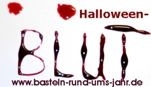 Halloweenblut