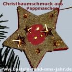Cooler Christbaumschmuck auch super zum Verschenken