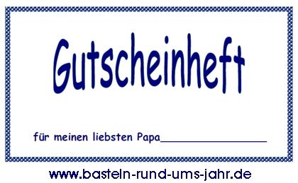 Basteln rund ums jahr geschenk zum vatertag das for Bastelideen zum vatertag grundschule