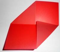 bascetta stern so faltet ihr die dreiecke f r die spitzen. Black Bedroom Furniture Sets. Home Design Ideas