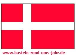 Dänemark Basteln Rund Ums Jahr