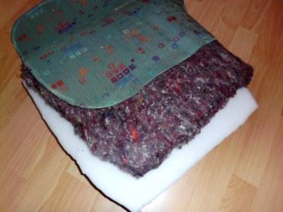 stuhl polstern und beziehen anleitung f r anf nger basteln rund ums jahr. Black Bedroom Furniture Sets. Home Design Ideas