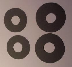 Kuschelküken Ringe ausschneiden
