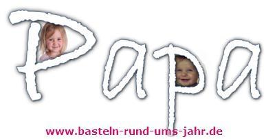 Bastelidee zum Vatertag