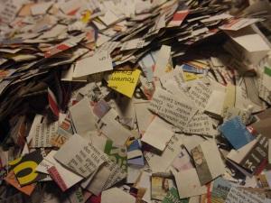 Rezept Papier schöpfen mit detaillierter Anleitung