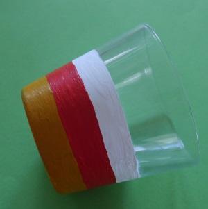 Teelicht Dekoration WM