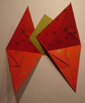 Aurelio Stern - so werden die Spitzen zum Stern
