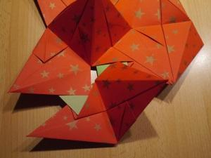 Aurelio Stern klein, die Vollendung des Sterns