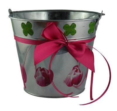 Blumentopf zum Muttertag selber gestalten