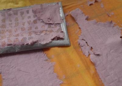 Papier schöpfen – unser großer Test, was funktioniert und was nicht