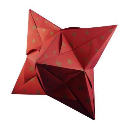 Aurelio Stern klein – so setzt ihr die ersten 4 Spitzen zusammen