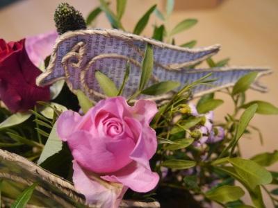 Papierkordel Vogel basten inklusive kostenlsoer Anleitung